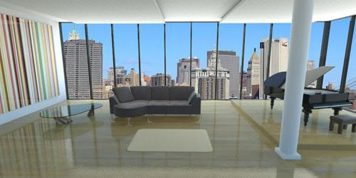 Pippa Jameson Interiors, set design