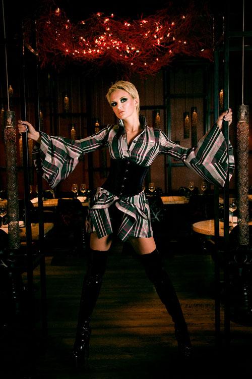 Pippa Jameson Interiors, Pop stills photoshoot