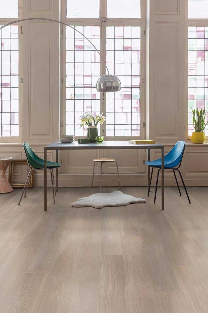 What floor to choose for home renovations by Interior Stylist, Pippa Jameson, Quick-Step floors