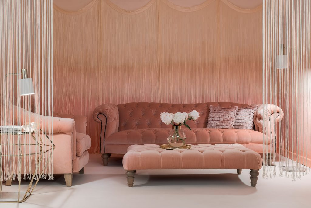 Pippa Jameson Styling for Dulux and DFS