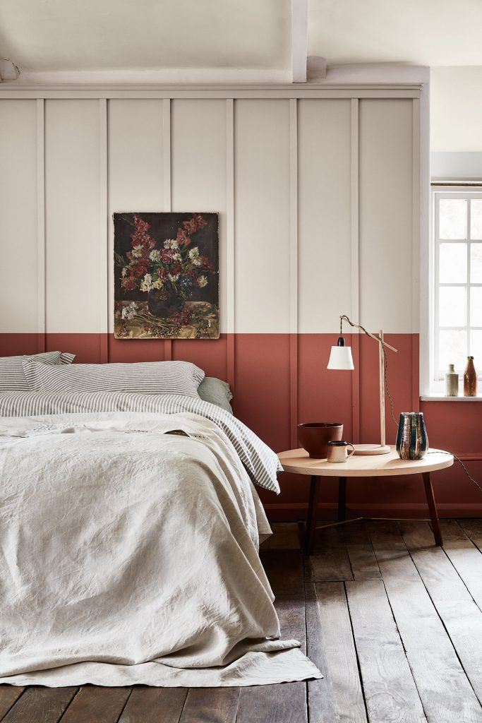 Pippa Jameson paint trends for 2017 with Little Greene Colours of England