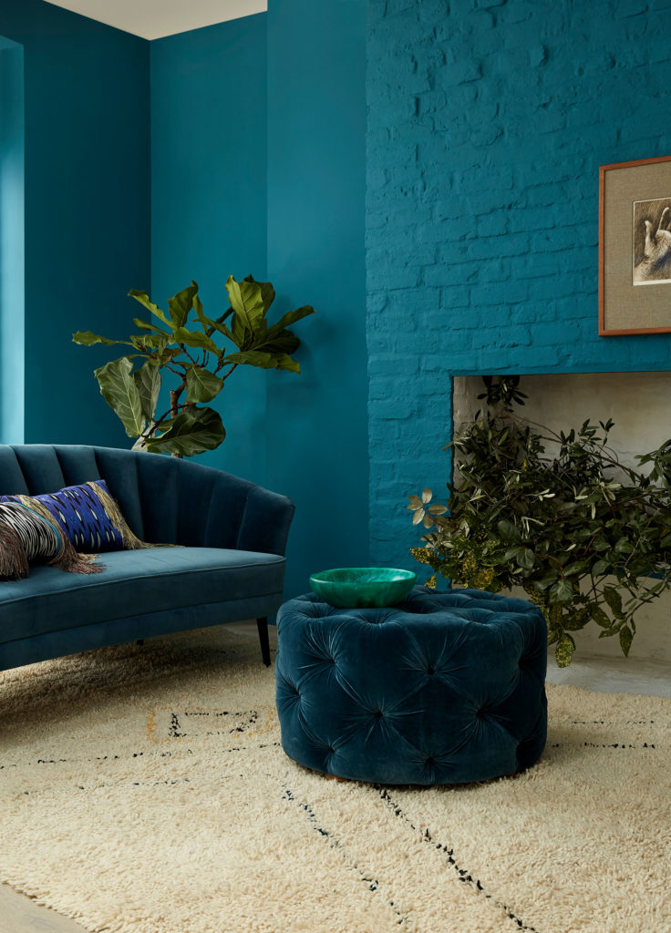 Spring Summer paint colours for 2019 from Earthborn paints