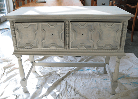 how to shabby chic