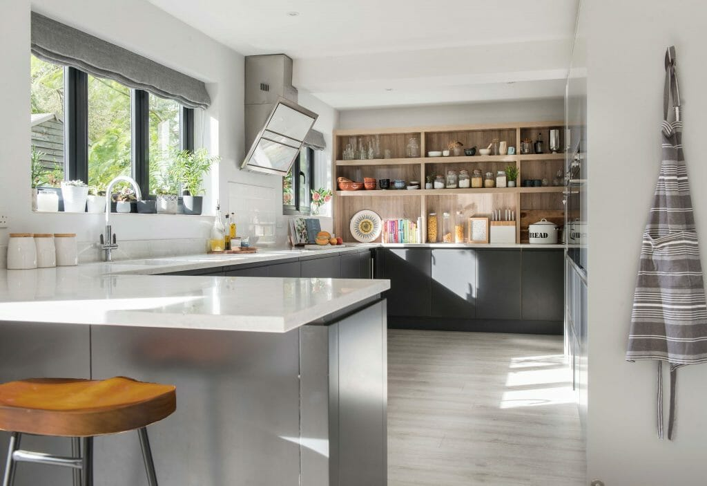 Pippa Jameson Interior talks about the Design and installation of her Masterclass kitchen