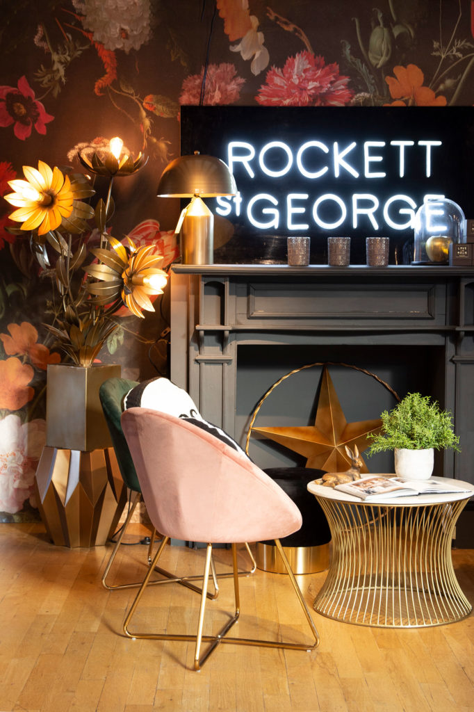 Rockett St George at Liberty London