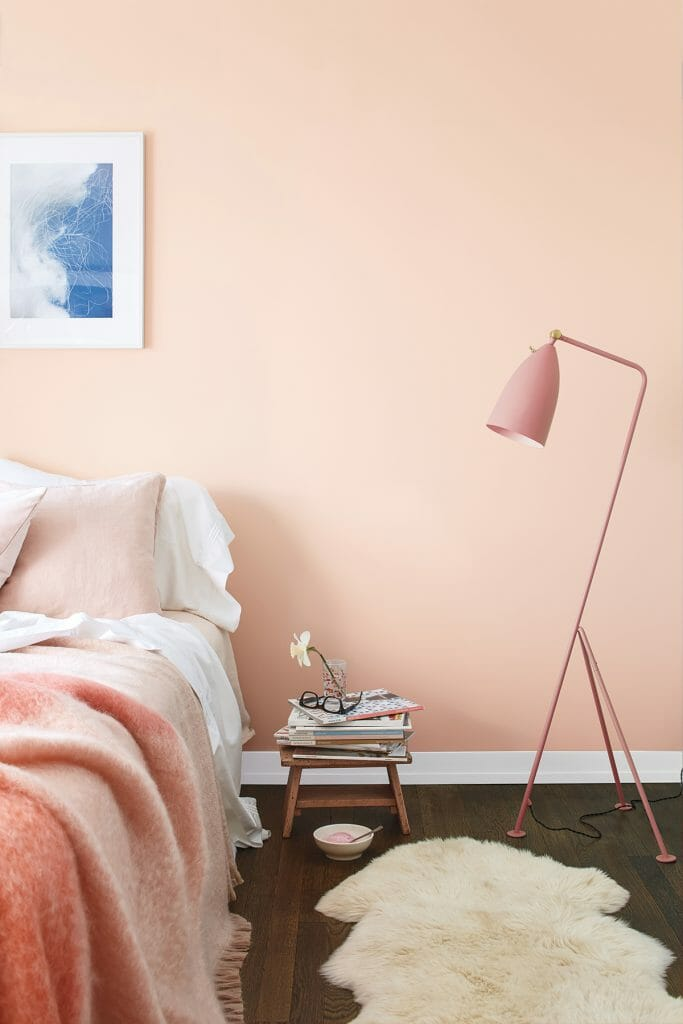 Pippa Jameson talks about Benjamin Moore 2020 Colour of the Year palette