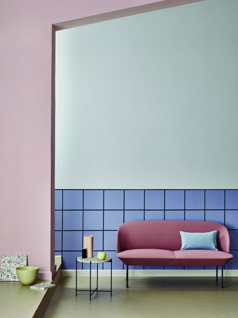 Spring/Summer colours trends for 2019 from crown paints