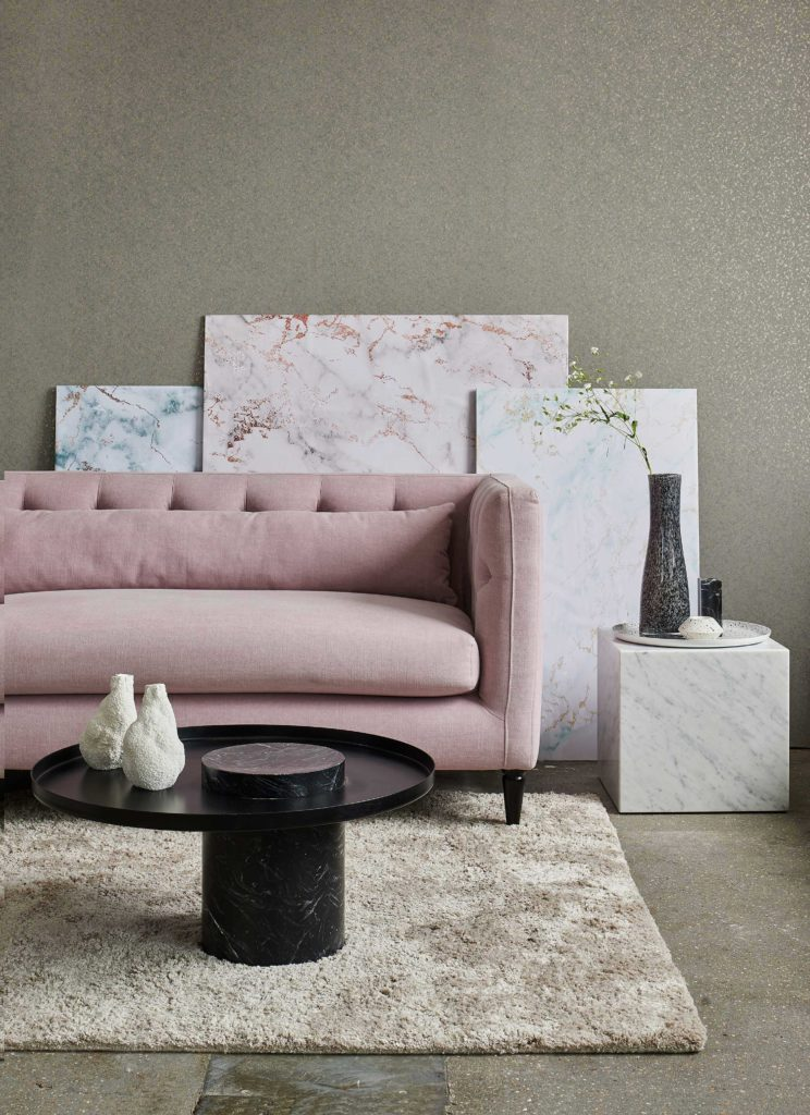 London based Interior Stylist, Pippa Jameson, styles for DFS So Simple range