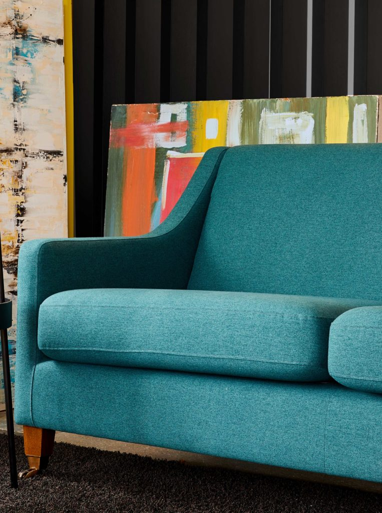 London based interior stylist, pippa jameson shoots for DFS