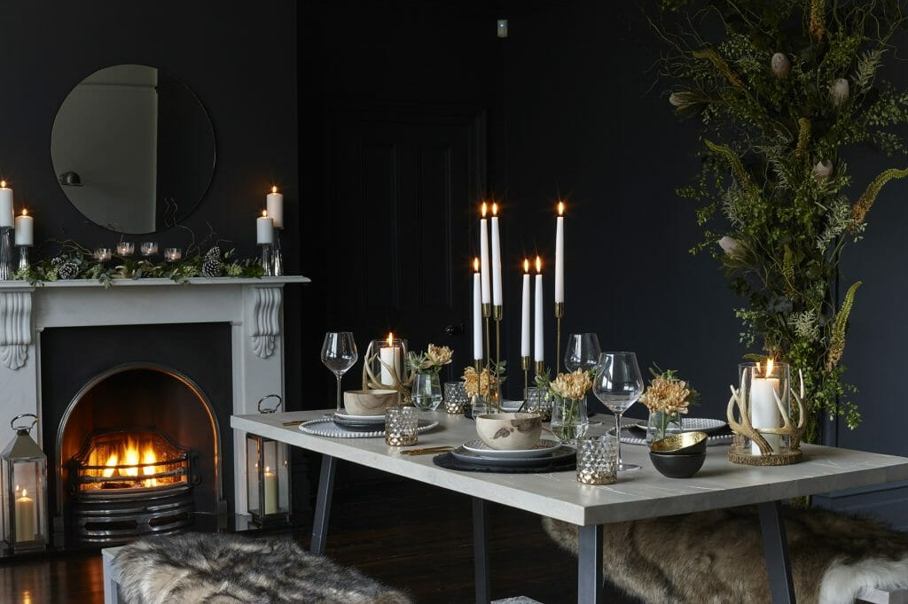 London based Interior Stylist Pippa Jameson, Art Directing for Next, photographs by Joanna Henderson