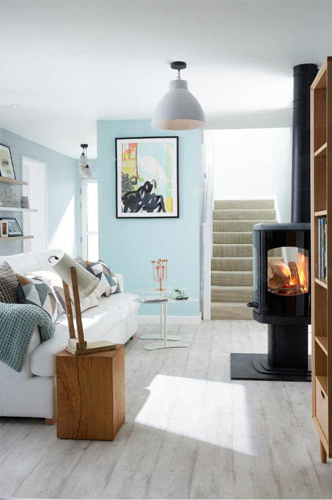 HB Homes, pippa jameson interiors, Mark Scott, Styling the House Beautiful Home, Kitchens, pastel living room