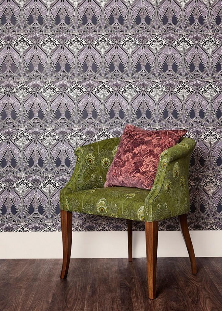 Liberty Art Fabrics Interiors_ianthe flower in moleskin