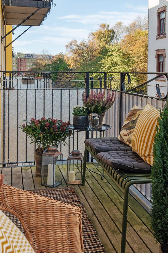 Scandinavian style apartment photographed by Fredrik J Karlsson