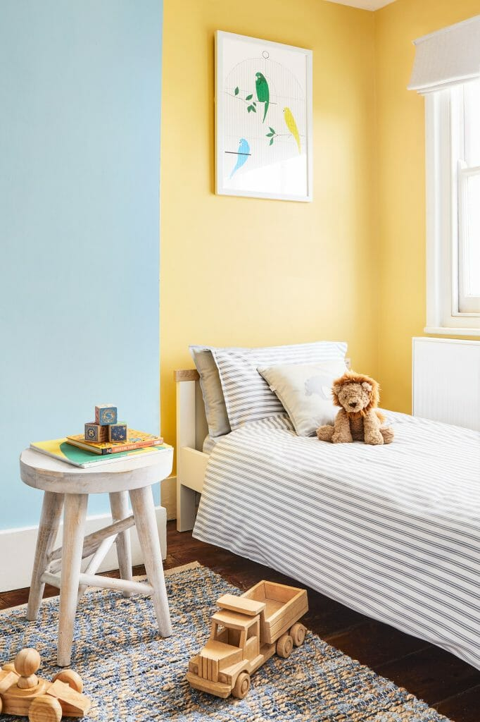 Mylands introduces Colours of London Summer paint Collection on Pippa Jameson Interiors
