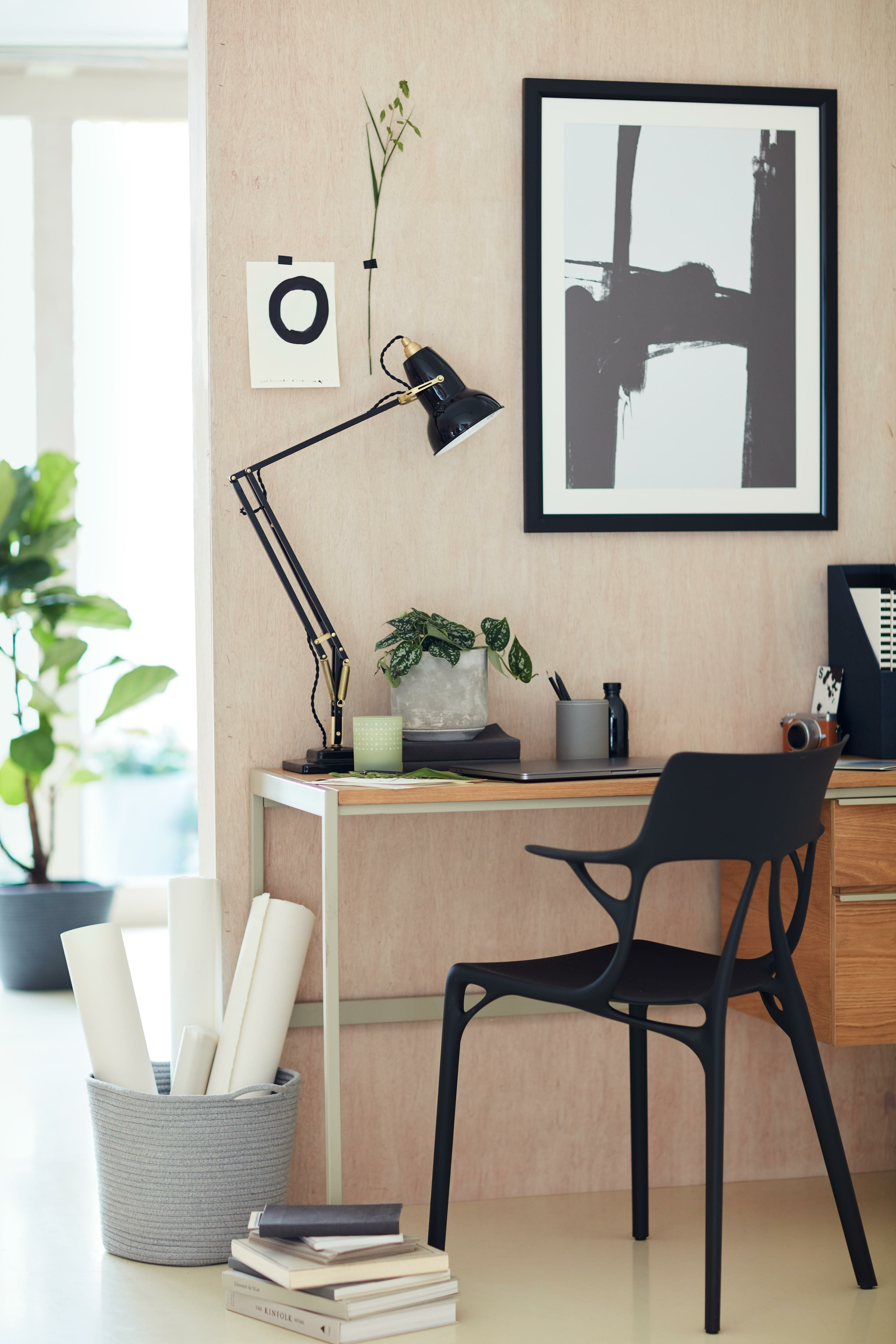 7 things every business website needs: John Lewis image of home office space